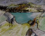 Loch Roag: mixed media